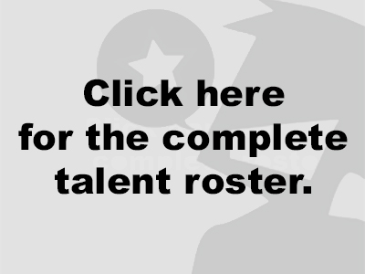 Complete Talent Roster Placeholder